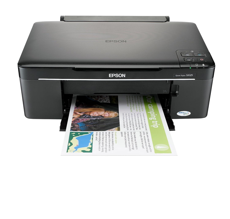 Epson Stylus SX125 Inyección de Tinta 28 ppm 5760 x 1440 dpi A4 ...