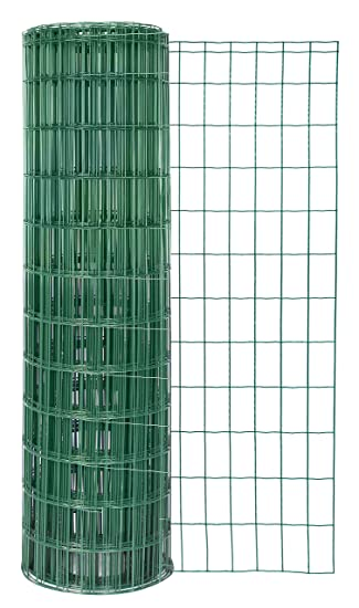 Sehr GAH-Alberts 604844 RAL 6073 Fix-Clip Pro Soldered Wire Mesh Fence  ST68