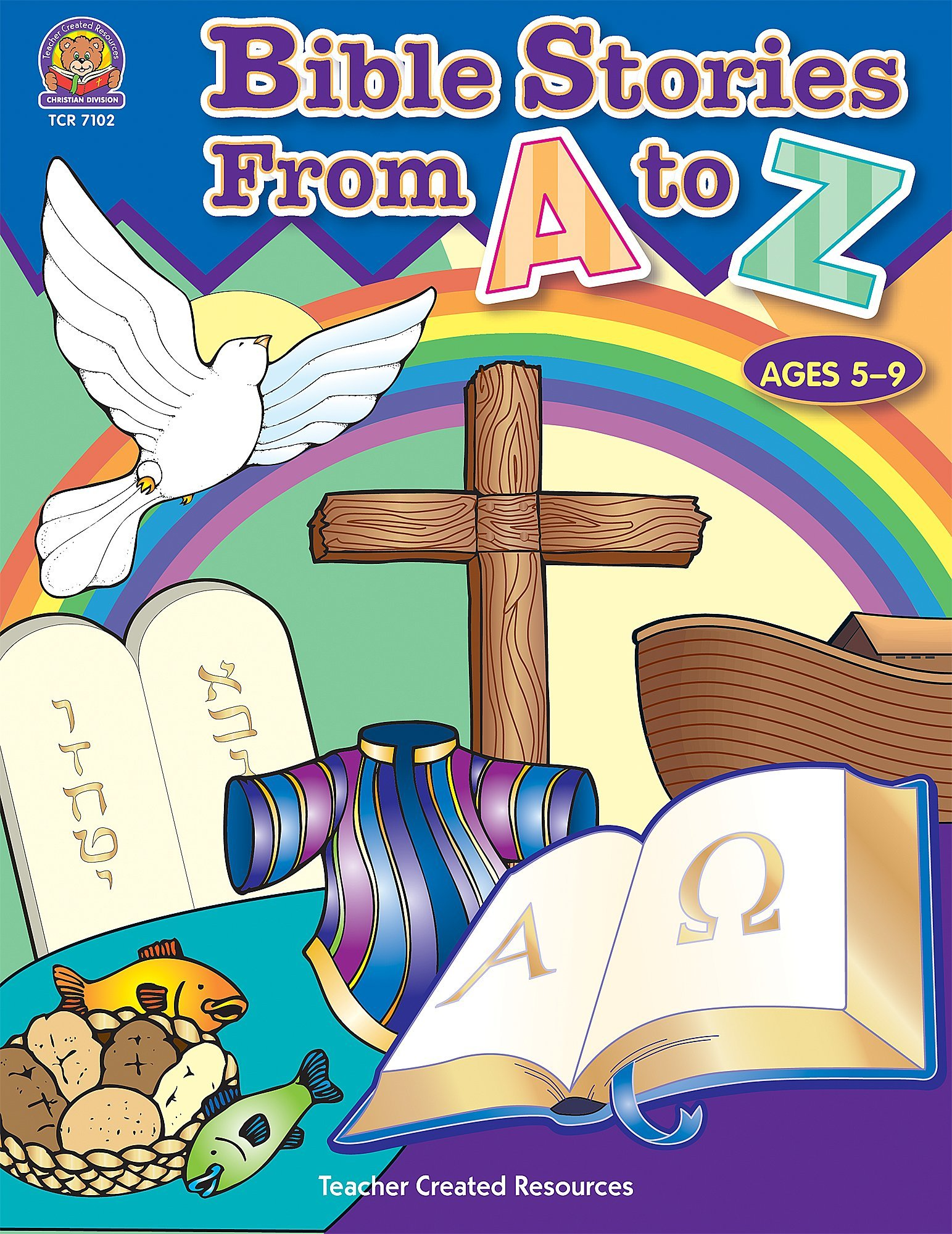 Read Online Bible Stories from A-Z (Christian Books) pdf