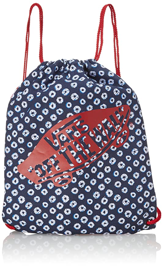 ddf18f3b3d Image Unavailable. Image not available for. Color  VANS Benched Drawstring  Bag ...