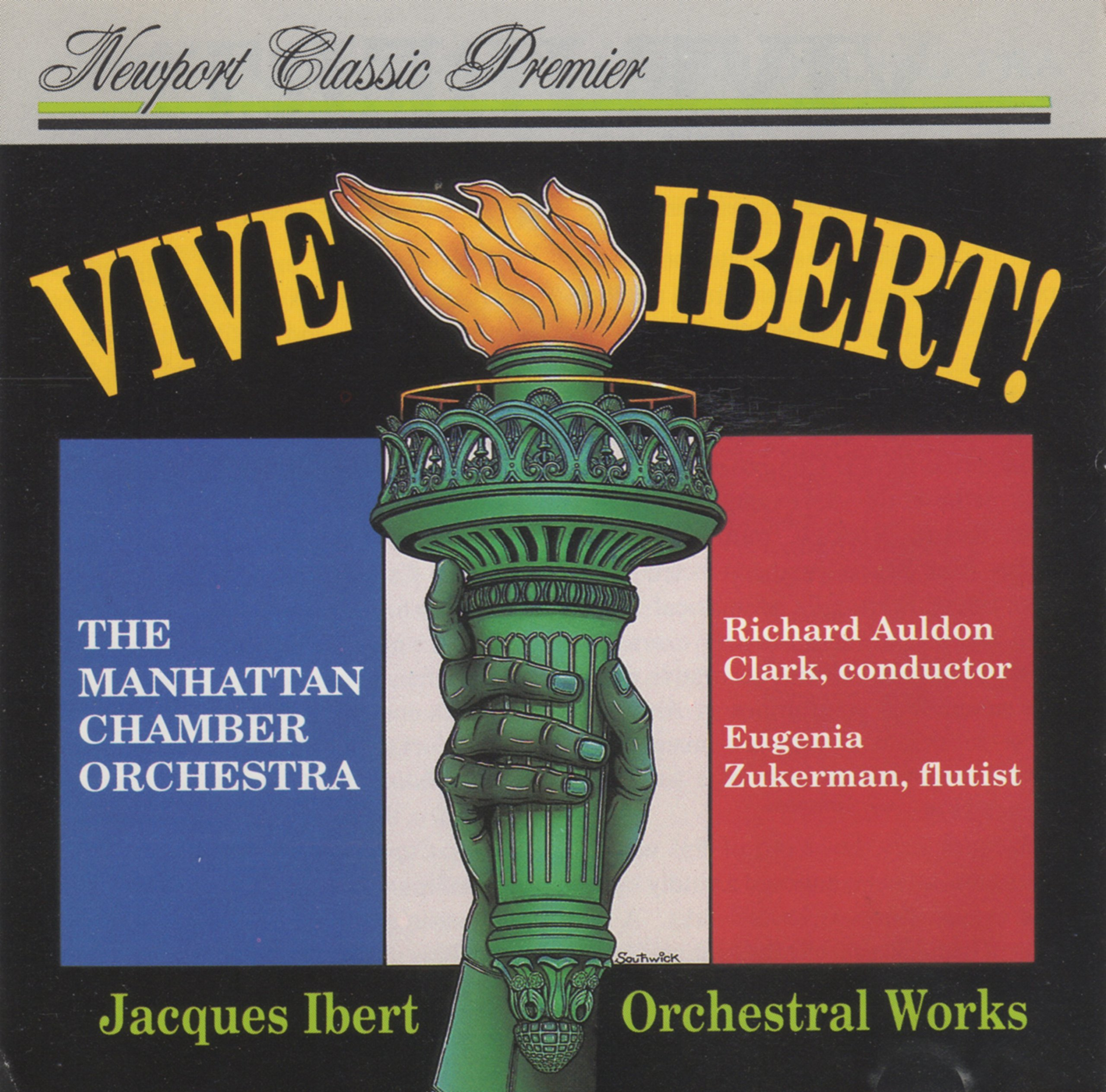 Vive Ibert! Jacques Ibert Orchestral Works