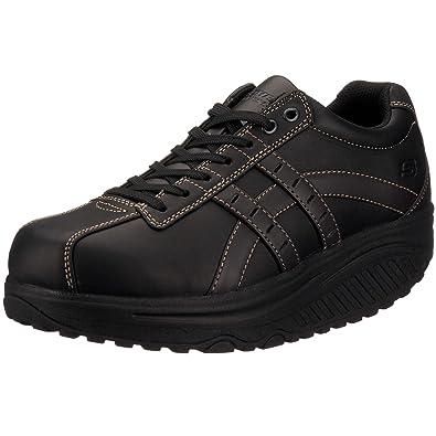 36e59d87b33e Skechers Men s Shape Ups Black 50877 BLK 12 UK  Amazon.co.uk  Shoes   Bags