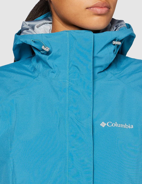 Columbia Women's Tolt Track Interchange Jacket Tolt Track Interchange Jacket Canyon Blue