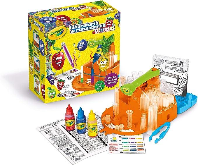 Laboratorio de Rotuladores Perfumados: Amazon.es: Juguetes y juegos