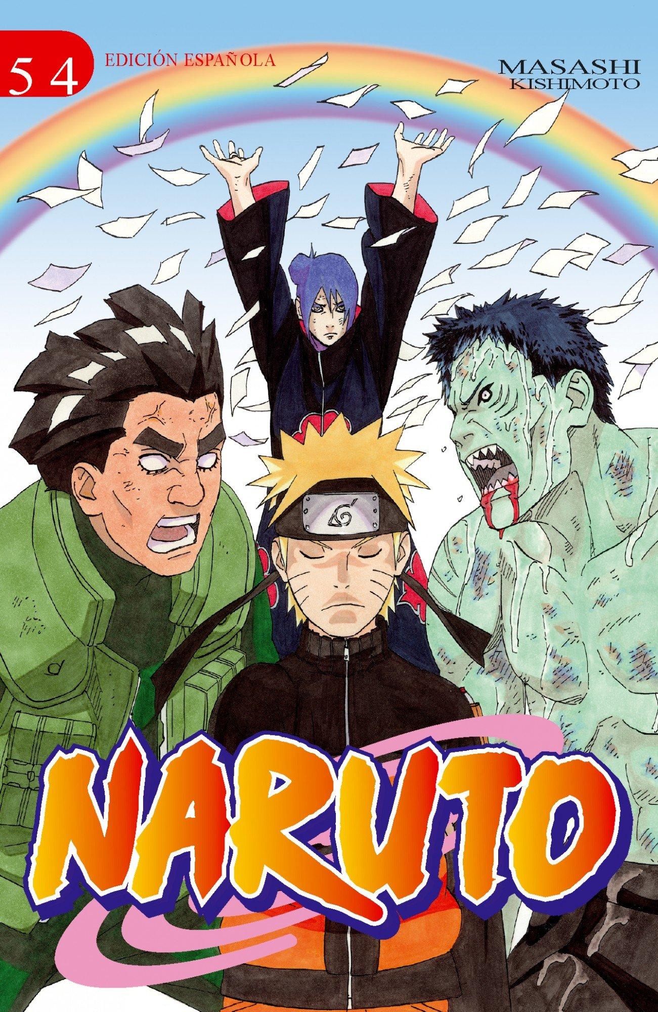 Read Online Naruto, Vol. 54: Viaduct to Peace pdf
