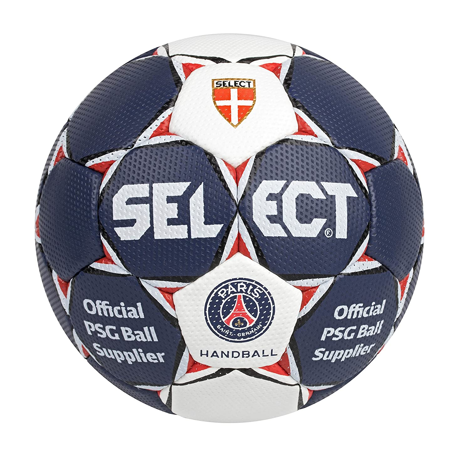TALLA senior(3). Select Ballon Solera Replica PSG Handball