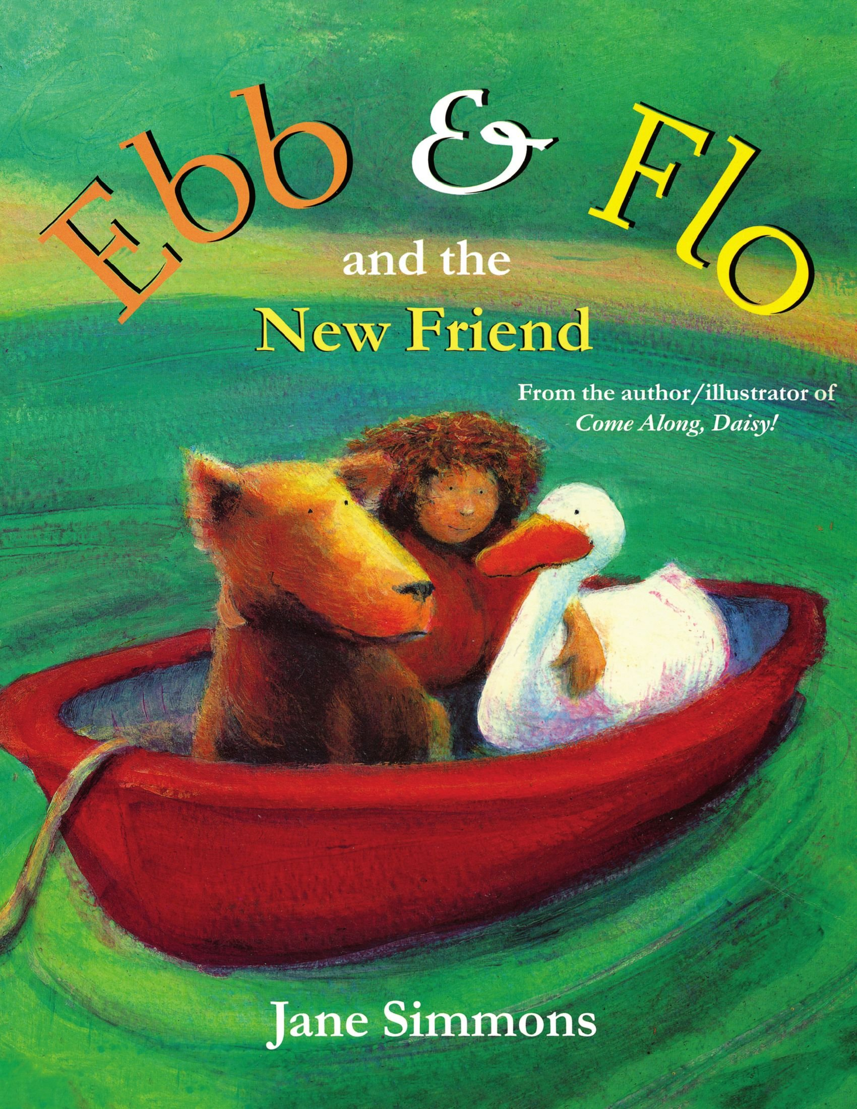 Download Ebb and Flo and the New Friend (Ebb & Flo) pdf