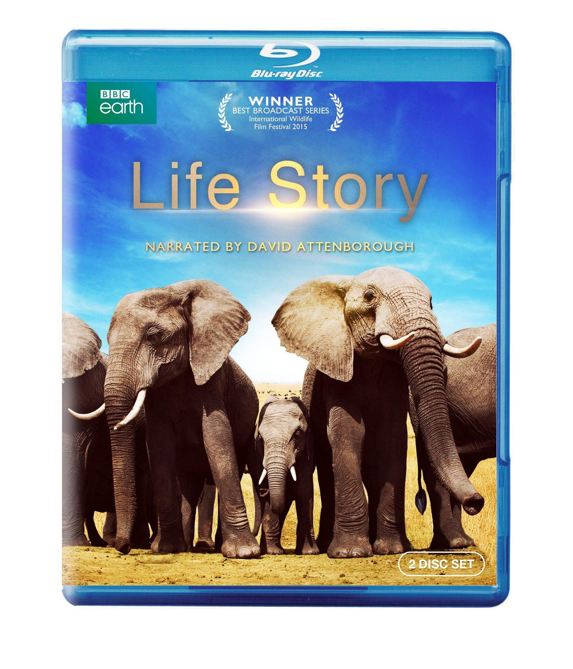Life Story [Blu-ray]