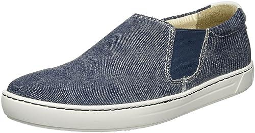 Birkenstock Barrie TX, Mocasines para Mujer, Azul (Navy), 38 EU: Amazon.es: Zapatos y complementos