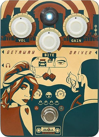 Pedal de efecto Orange GETAWAY DRIVER