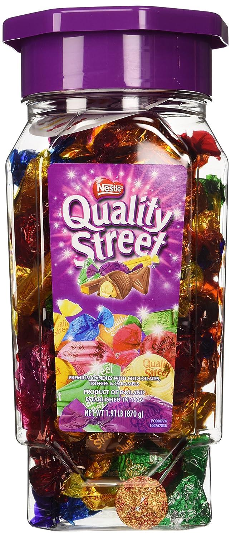 Amazon.com : Nestle Quality Street Premium Chocolates, Toffees ...