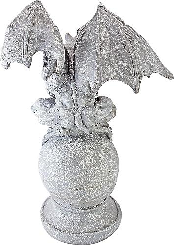 Design Toscano AL926188 Malicay The Malicious Gargoyle Statue