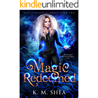 Magic Redeemed: Magiford Supernatural City (Hall of Blood and Mercy Book 2)