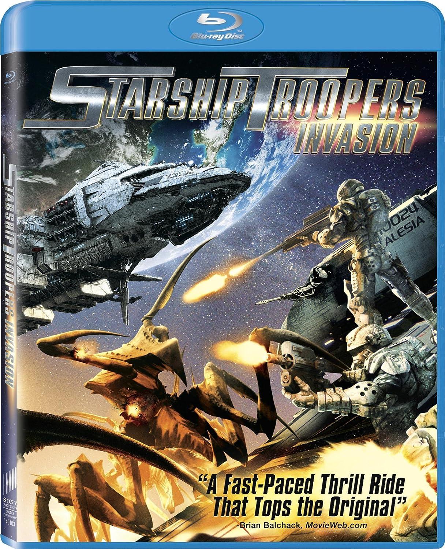 Starship Troopers: Invasion [Blu-ray]