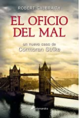 El oficio del mal (Cormoran Strike 3) (Spanish Edition) Kindle Edition