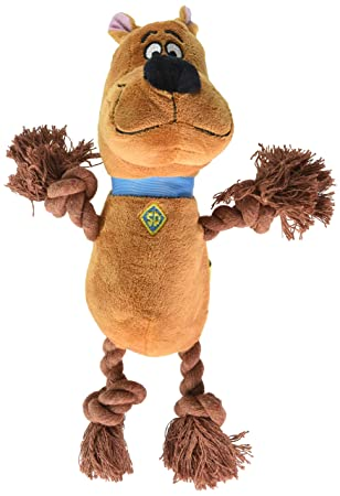 Amazon Com Scooby Doo Plush Rope Toy Pet Supplies
