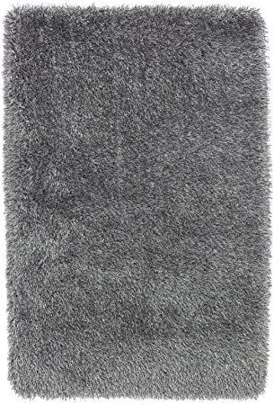 HomeLinenStore Alfombra peluda (150 x 230 cm), color