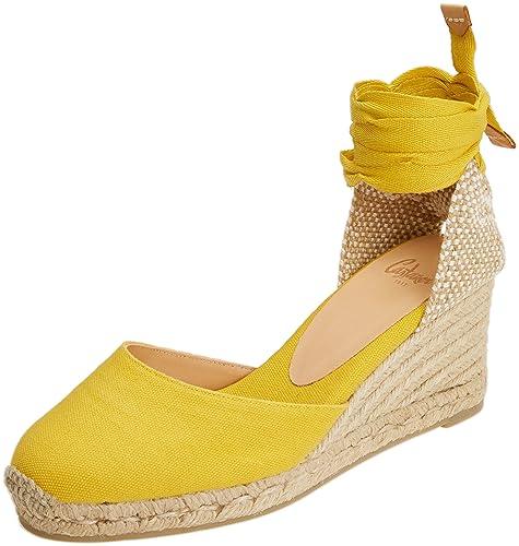 Castañer Carina6001, Alpargatas para Mujer: Amazon.es: Zapatos y complementos