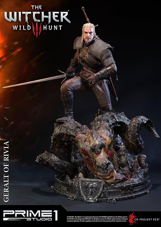 Prime1 Studio ????????????? The Witcher 3: Wild Hunt Premium ...