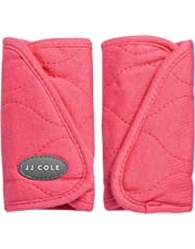 JJ Cole - Reversible Strap Covers, Seat Belt Cushion to Support Infants and Toddlers in the Car Seat or Stroller