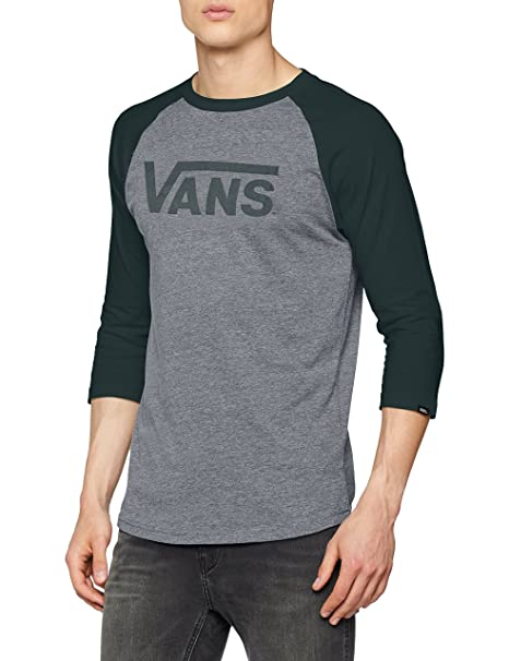 33bdaa3254a1a Image Unavailable. Image not available for. Color  Vans Classic Raglan ...