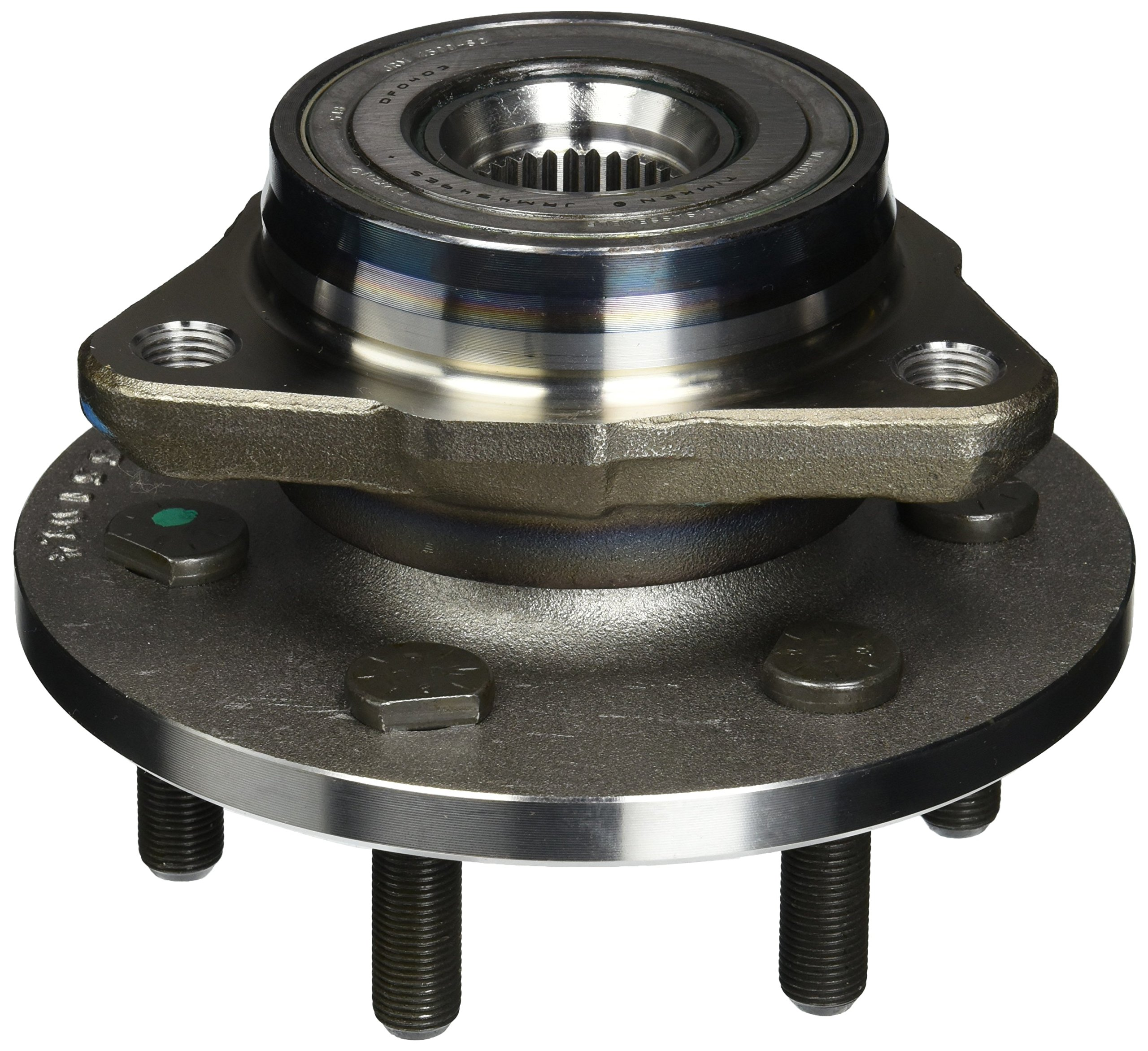 Timken HA599361 Axle Bearing and Hub Assembly