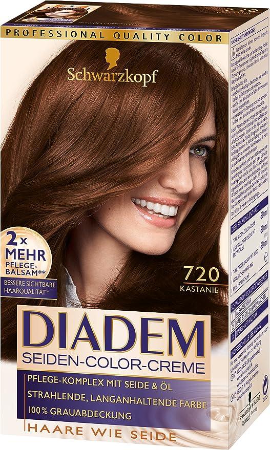 Pack de 3 tintes Diadem Seiden-Color-Creme 703 de rubio muy ...