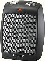 Lasko Ceramic Adjustable Thermostat Tabletop