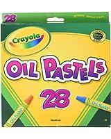 Crayola Oil Pastels-28/Pkg