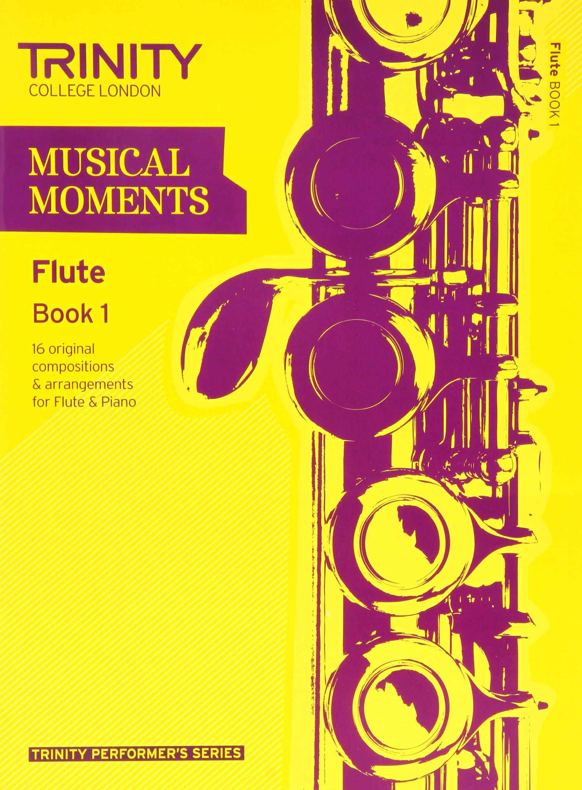 Musical Moments Flute: Book 1 pdf epub