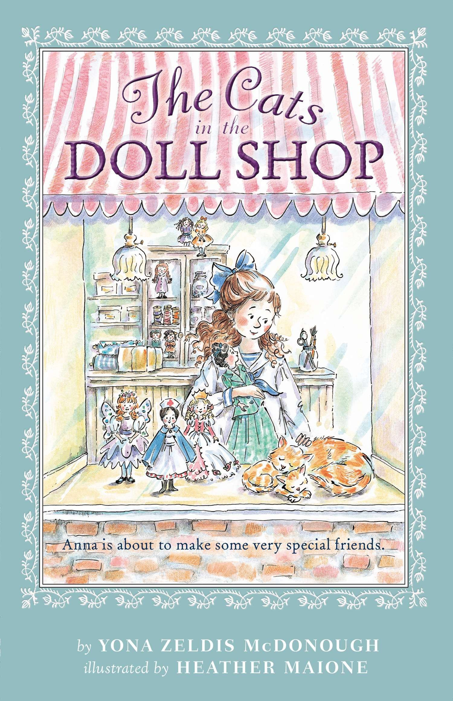 Read Online The Cats in the Doll Shop ebook