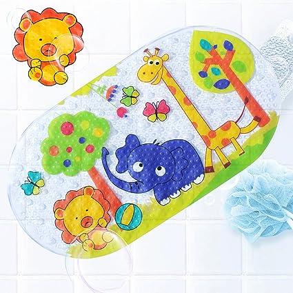 Tappetino da bagno e doccia antiscivolo per neonati, adatto a ...