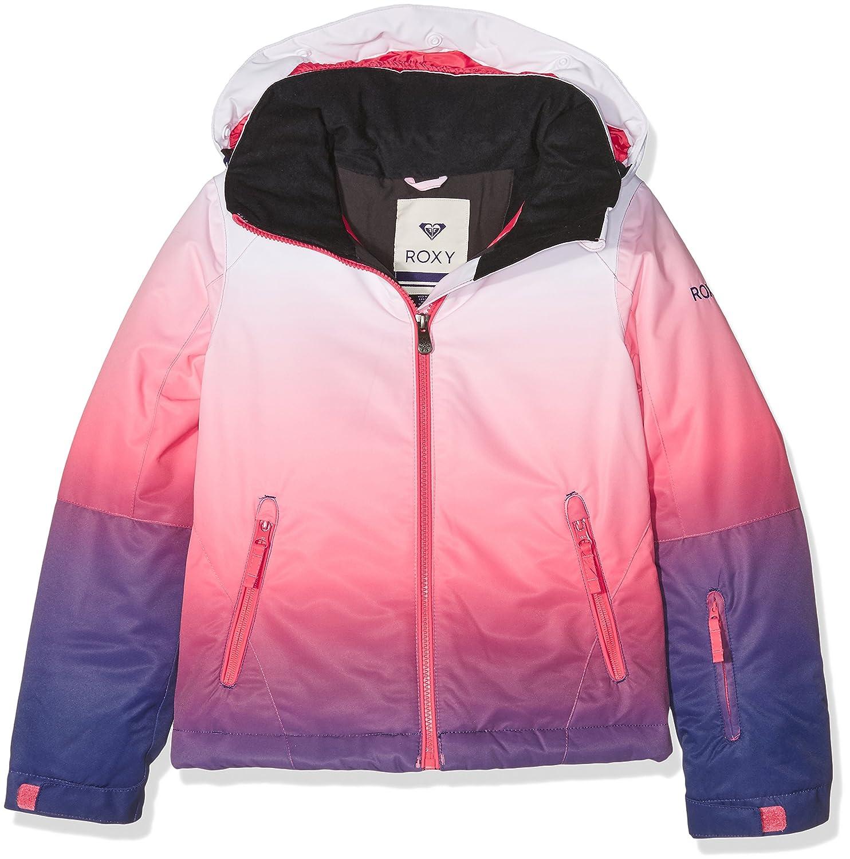 Roxy Girls Ski Jacket Gra nt Gra nt Paradise Girls Jet Ski