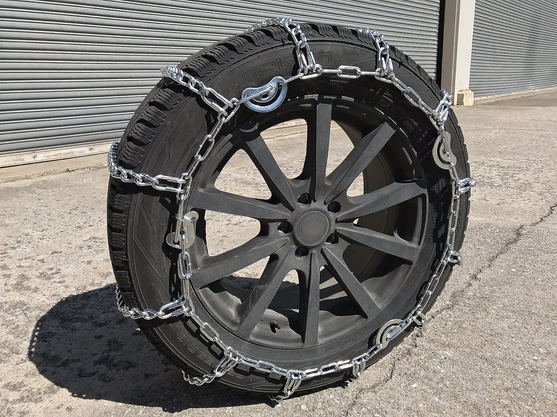 245//75-17 LT Boron Alloy CAM Tire Chains. TireChain.com 245//75R-17