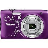 Nikon Coolpix S2900 ( 20.48 MP,5 x Optical Zoom,2.7 -inch LCD )