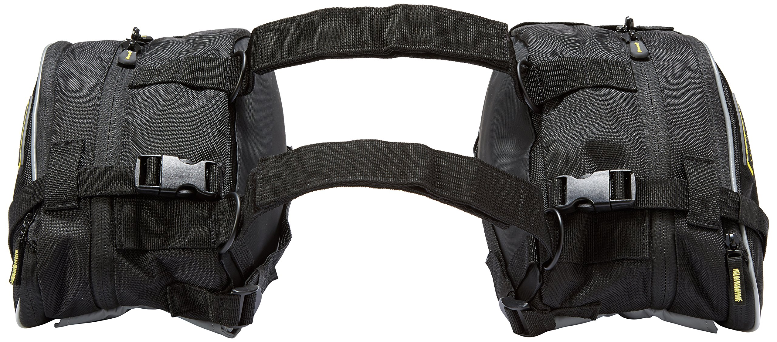 Nelson-Rigg RG-020 Black Dual Sport Motorcycle Saddlebag by Nelson-Rigg (Image #3)