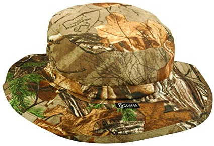 f107c728056 Image Unavailable. Image not available for. Color  Mossy Oakoc Gear Water  Defense Boonie Hat ...