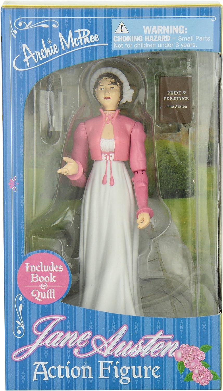 Jane Austen figura de acción: Amazon.es: Juguetes y juegos