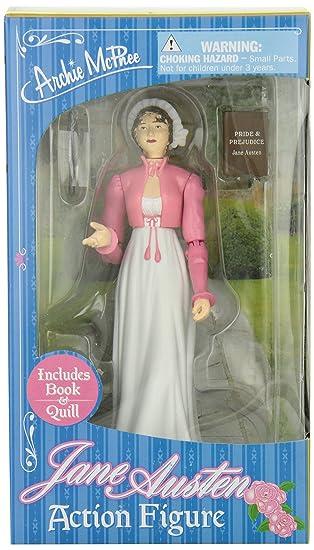 Jane Austen figura de acción