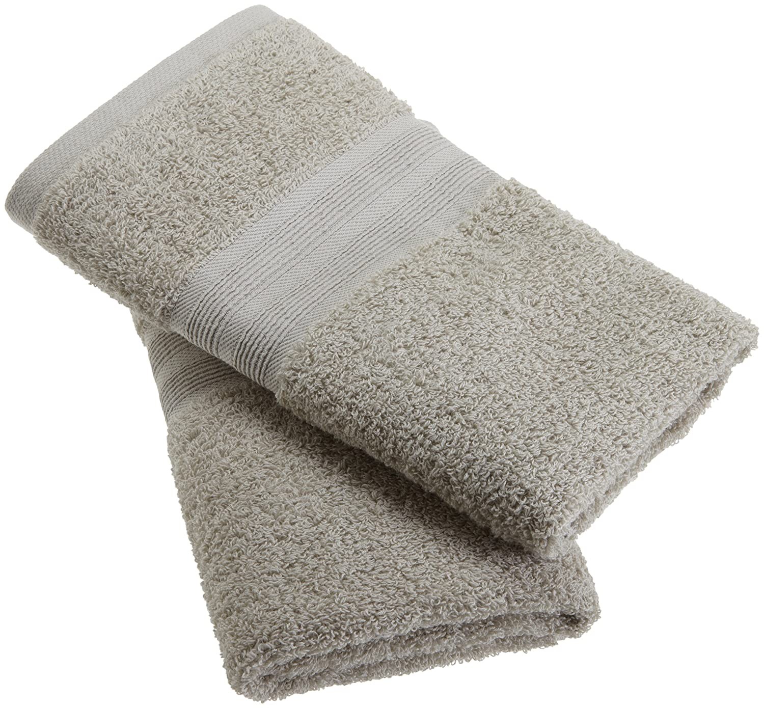 WX04937EART Made Here by 1888 Mills 4pk 100/% Organic Cotton Luxury Wash Cloth