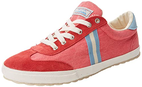 El Ganso Match Washed Classic Ribbon, Zapatillas de Deporte Unisex Adulto, Rojo (Strawberry Único), 45 EU: Amazon.es: Zapatos y complementos