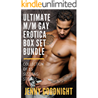 The Ultimate M/M Gay Erotica Boxset Bundle: Collection of 15 sizzling M/M erotic stories book cover