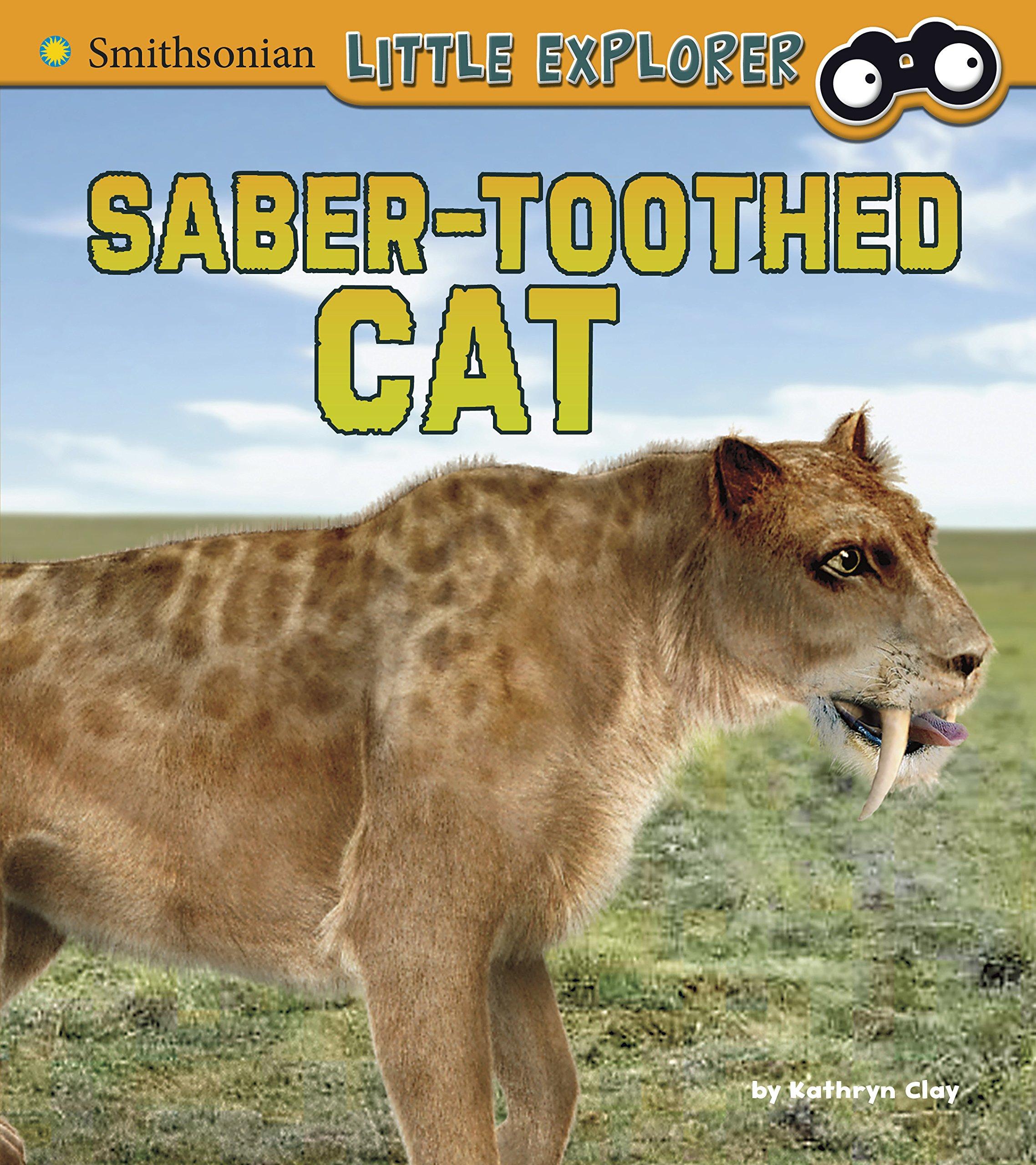 Saber-toothed Cat (Little Paleontologist)