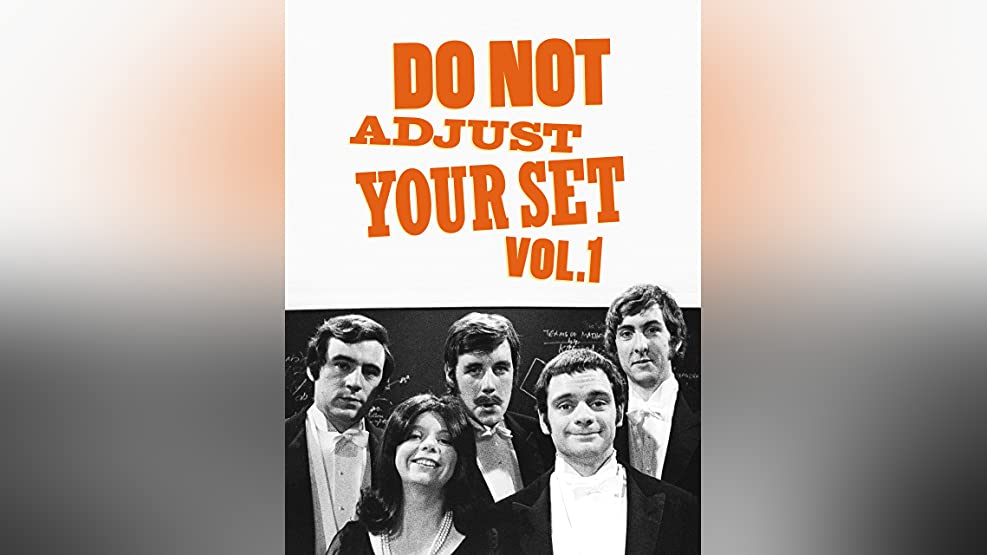 Do Not Adjust Your Set volume 1