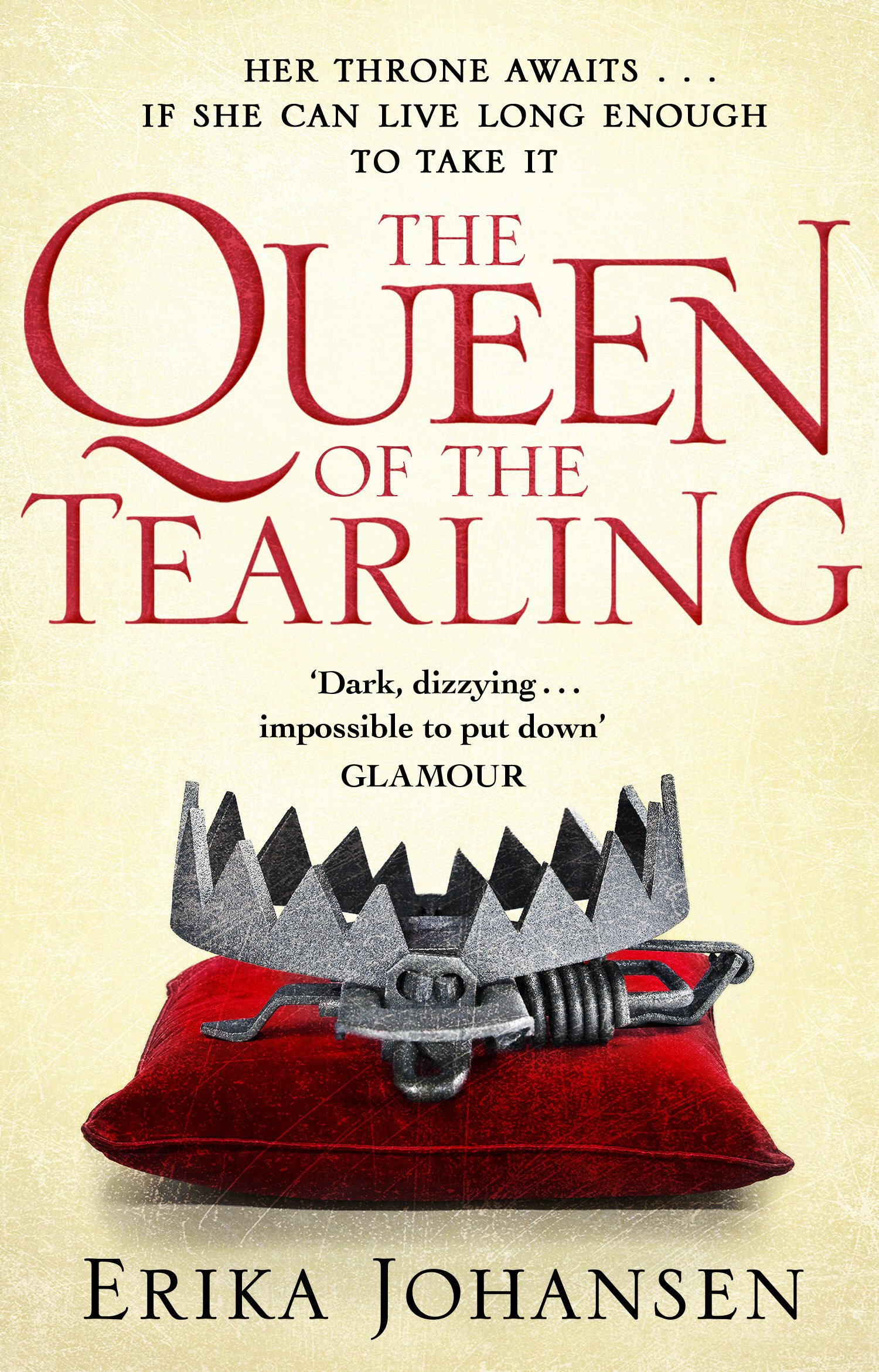 Image result for the queen of the tearling