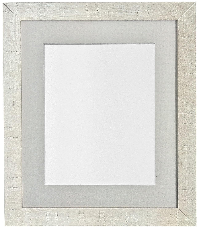 Amazon.de: Frames by Post Bilderrahmen, A2, Deep Maserung Dunkelgrau ...