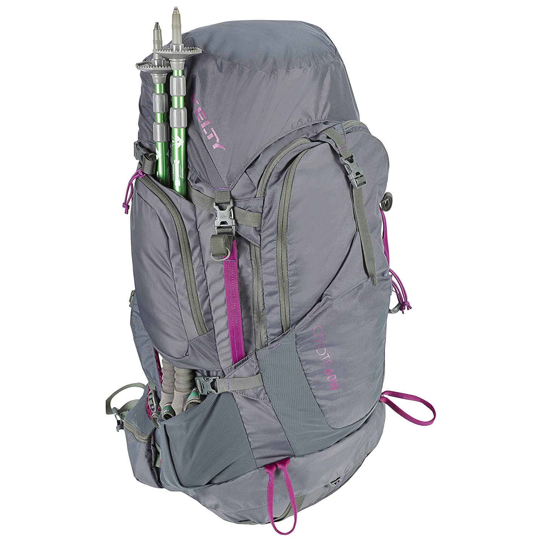 Kelty Women s Coyote 60 Backpack, Dark Shadow