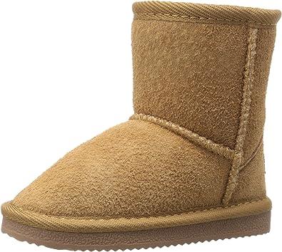 Lamo Kid's Faux Fur Fashion Boot