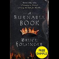 A Burnable Book: Free Sampler (English Edition)