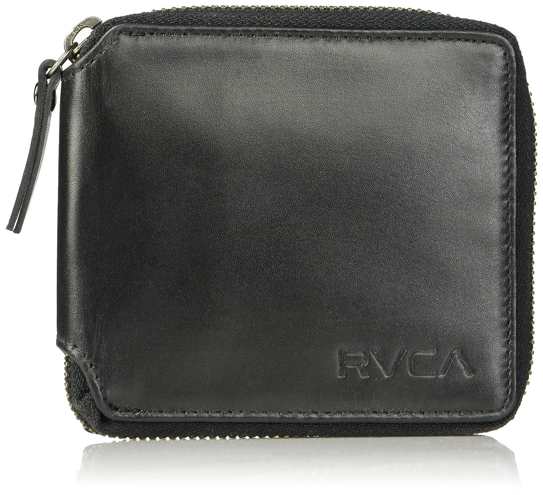 e78c511a40fb RVCA Men's Zip Around Wallet